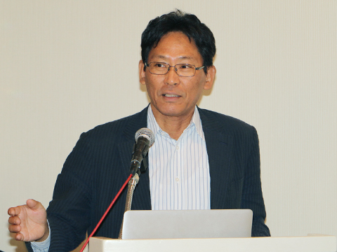 三重大学 大学院 酒井俊典教授